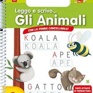 Leggo e scrivo… Gli Animali