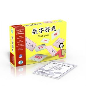 Jeu en Chinois – Playing with Numbers – 数字游戏 – Shùzì yóuxì