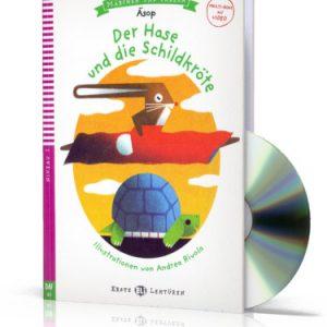 Young ELI Readers – Der Hase und die Schildkröte + Video MultiROM