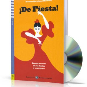Teen ELI Readers – ¡De Fiesta! + CD
