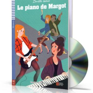 Teen ELI Readers – Le Piano de Margot + CD