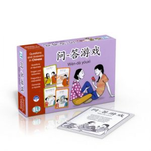 Jeu en Chinois – Questions and Answers – 问-答游戏 – Wèn-dá yóuxì