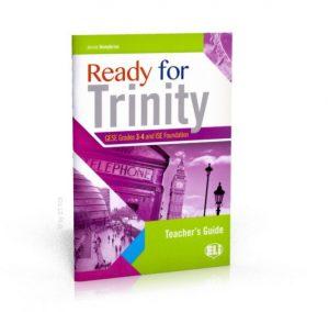 Ready for Trinity: Teacher's Guide Grades 3-4