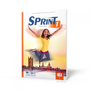 Sprint 1 – Student's book (Downloadable digital Book 1)