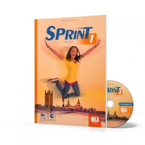Sprint 1 – Workbook (with CD Audio)
