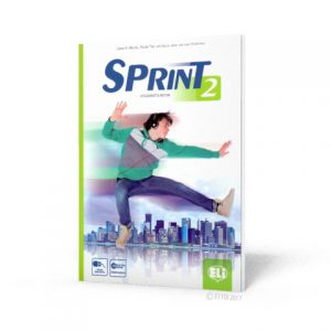 Sprint 2 – Student's book (Downloadable digital Book 2)