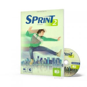 Sprint 2 – Workbook (with CD Audio)