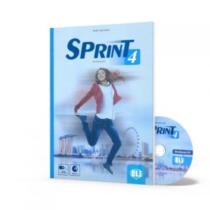 Sprint 4 – Workbook (with CD Audio)