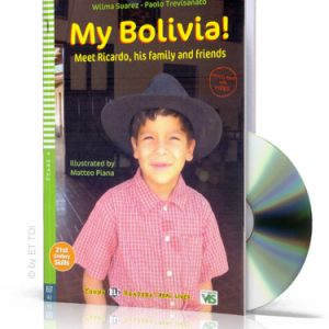 Young ELI Readers – My Bolivia! + CD