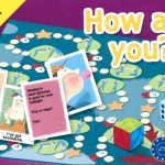 Comment ça va – How are you? (Jeu en anglais)