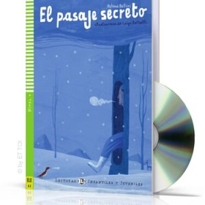 Young Adult ELI Readers – El pasaje secreto + CD audio