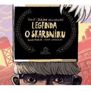 Kamishibaï en polonais : Legenda o Skarbniku