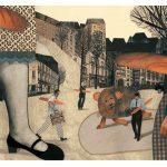 Kamishibaï en polonais : Lew w Paryżu