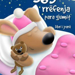 365 rrefenja para gjumit – 365 contes avant d'aller dormir, en albanais