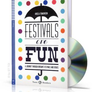 Teen ELI Readers – Festivals are fun + CD