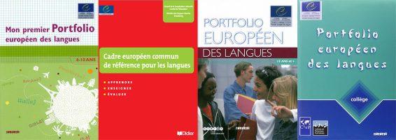 Cadre Européen Commun de Référence (CECR) et Portfolios européens des Langues (PEL)